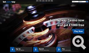 Betway Casino Preview