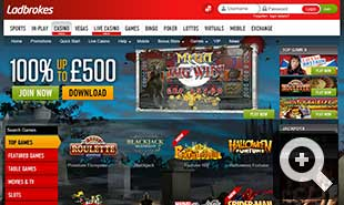Ladbrokes Casino Preview